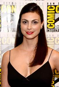MORENA BACCARIN at Gotham Press Line at Comic-con in San ...