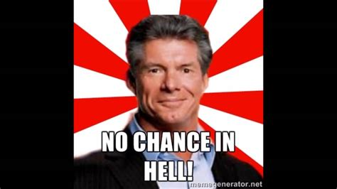 Wwe Vince Mcmahon Theme Song No Chance In Hell Cd Quality