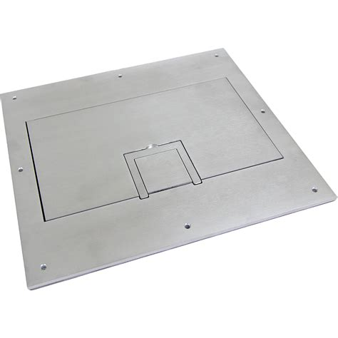 Fsr Floor Box Rating by Fsr Solid Aluminum Cover For Fl 600p Floor Box Fl 600p Sld