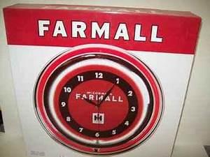 Used Farm Tractors for Sale Farmall Neon Clock 2012 10