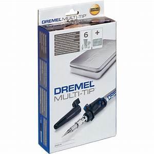 Fer A Souder Dremel : fer souder au gaz dremel versatip 2000 6 f0132000ja sur ~ Dailycaller-alerts.com Idées de Décoration