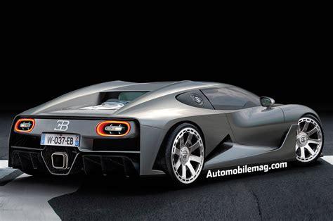 Bugatti Chiron Hypercar Confirmed For 2016 Geneva Auto