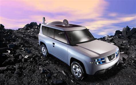 Nissan Terranaut Concept Wallpaper Hd Car Wallpapers