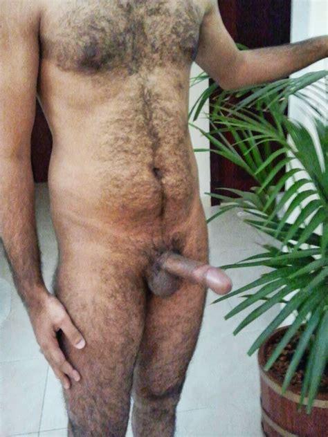 Huge Hairy Indian Cock