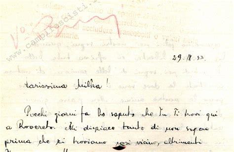 presso nelle lettere una partigiana slovena nelle carceri duce slovenia