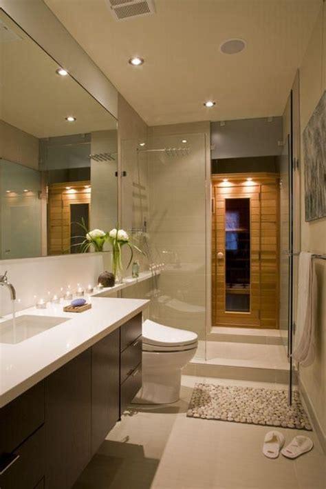 Modern Zen Bathroom Ideas by Zen Bathroom With Far Infra Sauna Things We Like