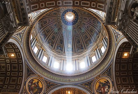 Cupola S Pietro by Cupola Di S Pietro Juzaphoto