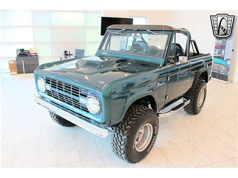 Check spelling or type a new query. 1967 Ford Bronco For Sale | GC-41058 | GoCars