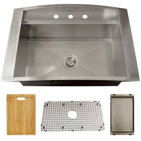 33x22 Stainless Kitchen Sink Single Bowl by Sinks Amazing 33x22 Kitchen Sink 33x22 Stainless Steel