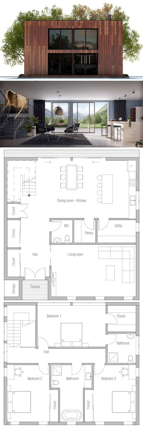 Container House Modern House Plan Who Else Wants