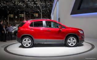 2014 Chevy SUV Models