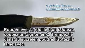 Comment Enlever La Rouille : comment j 39 ai r ussi enlever la rouille d 39 une lame de ~ Melissatoandfro.com Idées de Décoration