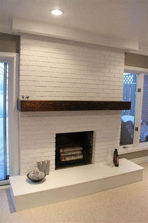 basement fireplace   hidden projector screen home
