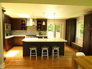 Laundry Room Curtains Columns Open Concept Kitchen With