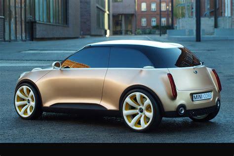 Mini Concept Cars by Mini Design Concept Shows What A Non Retro Cooper