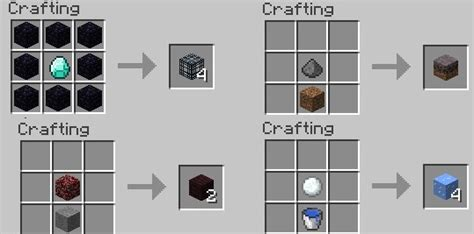 Craft Everything!! Minecraft Mod