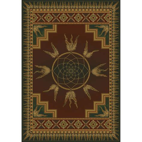 one rug guide united weavers genesis catcher rug 1 39 10 quot x3