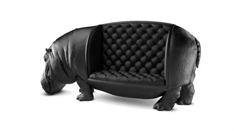«animal Chair» Animalshaped Unusual Armchairs Collection