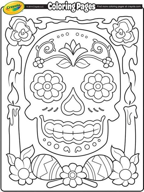 dia de los muertos on crayola com dia de los muertos