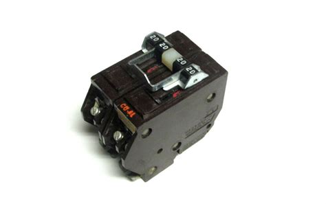 Vintage Wadsworth Fuse Box by Wadsworth Circuit Breaker B2020 120 240v Chip Yh