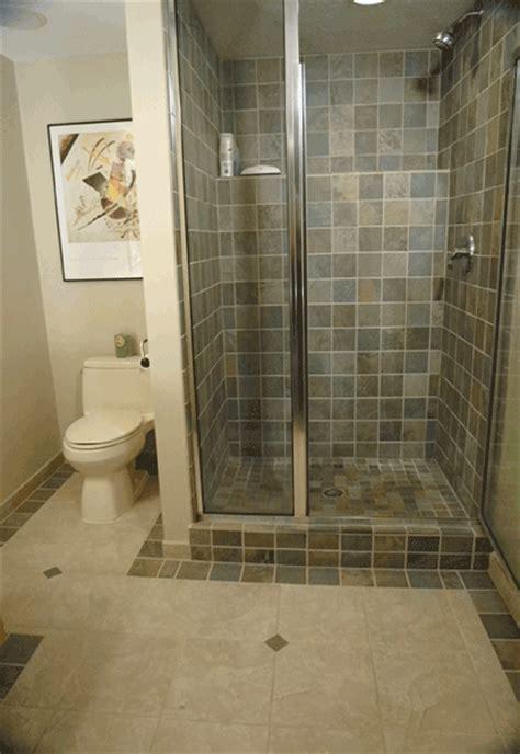 earth tone shower tile home bathroom laundry