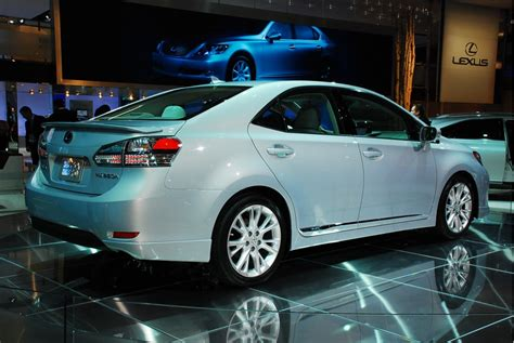 Image 2010 Lexus Hs 250h Hybrid Sedan Live 03 1, Size
