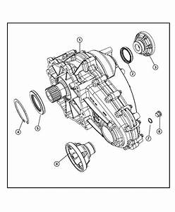 Jeep Grand Cherokee Transfer Case  Itc