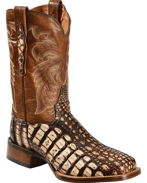 boot barn denver dan post s cowboy certified everglades caiman boots