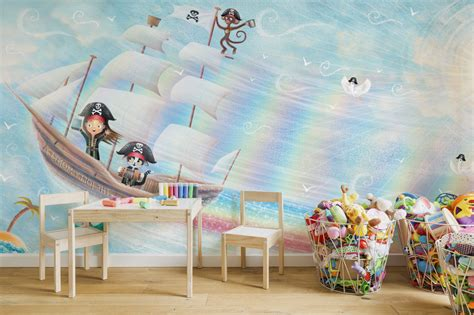 Updating Your Kids Bedroom With A Mural