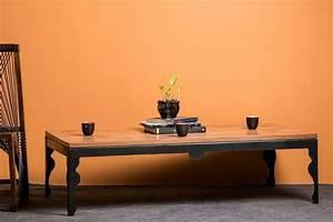 Couchtisch Mit Metallbeinen : home affaire couchtisch baroque aus massivem mangoholz mit sch nen metallbeinen und sch nen ~ Frokenaadalensverden.com Haus und Dekorationen