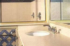 Plan De Travail Salle De Bain : plan de travail salle de bain ~ Premium-room.com Idées de Décoration
