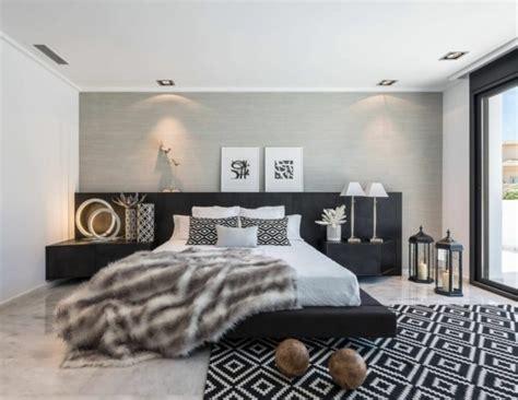 Wandfarbe Schlafzimmer Grau by Wandfarbe Grau 29 Ideen F 252 R Die Perfekte Hintergrundfarbe