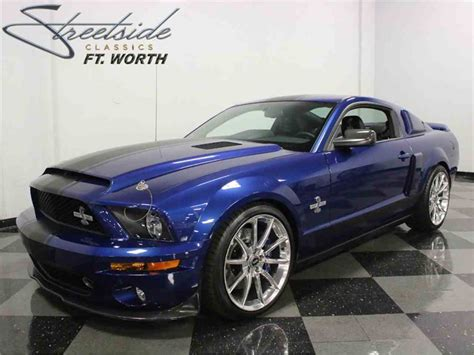 2008 Ford Mustang Shelby Gt500 Super Snake For Sale