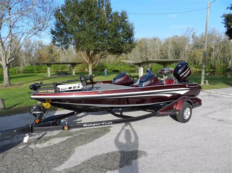Comanche Boat by 2016 New Ranger Z518c Comanche Bass Boat For Sale