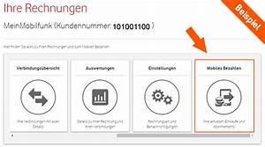 Mein Vodafone Online Rechnung : handyrechnung im vodafone shop bezahlen handy rechnung ~ Themetempest.com Abrechnung