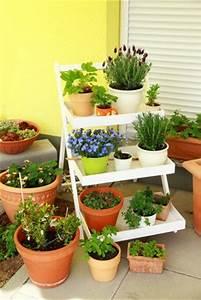 Terrasse Gestalten Pflanzen : terrasse gestalten nicht nur pflanzen dekorieren die terrasse sondern auch t pfe in denen die ~ Orissabook.com Haus und Dekorationen
