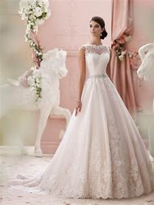 David tutera wedding dresses 2015 collection modwedding for Wedding dresses david tutera