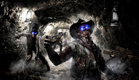 Black Ops, Zombies, Video Games Wallpapers