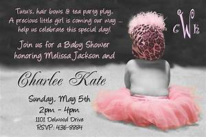 baby shower invitations for a girl free Archives - Baby
