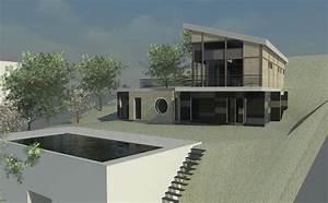 Ordre Des Travaux Construction Maison : maison dans la pente agence o ~ Premium-room.com Idées de Décoration