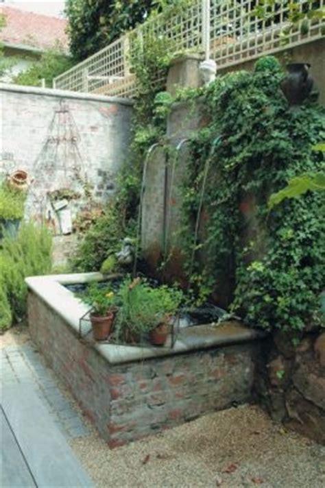 top  rustic brick fountain designs start  easy