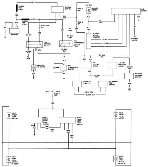 rambler wiring schematic country coach wiring diagram wiring diagram detailed