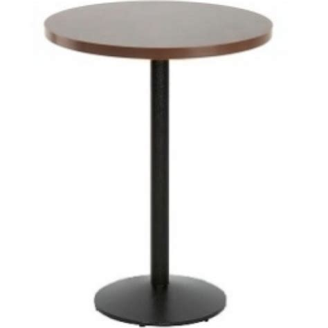 round high top table buy bar tables bar furniture with dark wood top for sale