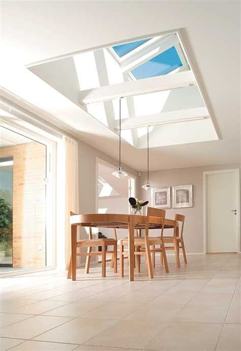 Bring the sunshine INSIDE with skylights!   Skylights