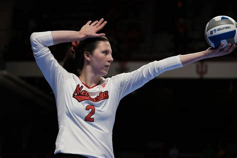Nebraska Volleyball Vs Stanford National Championship