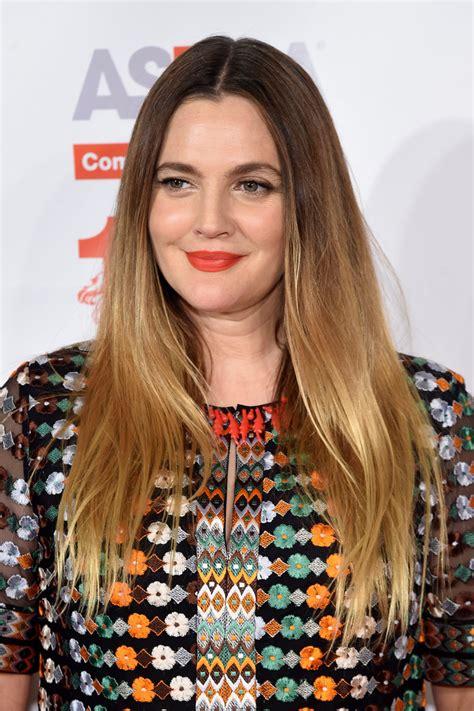 Drew Barrymore Ombre Hair Hair Lookbook Stylebistro