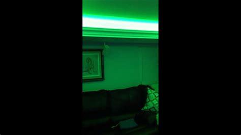 soffit tray ceiling rgb led ribbon lighting  leds