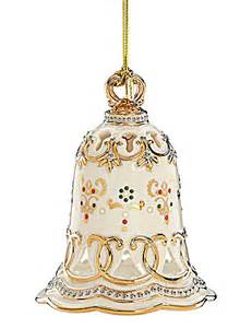 Lenox Christmas Bell Ornaments