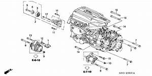 2003 Honda Pilot Parts Diagram