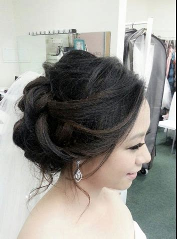 asian wedding updo asian bridal hair asian wedding hair